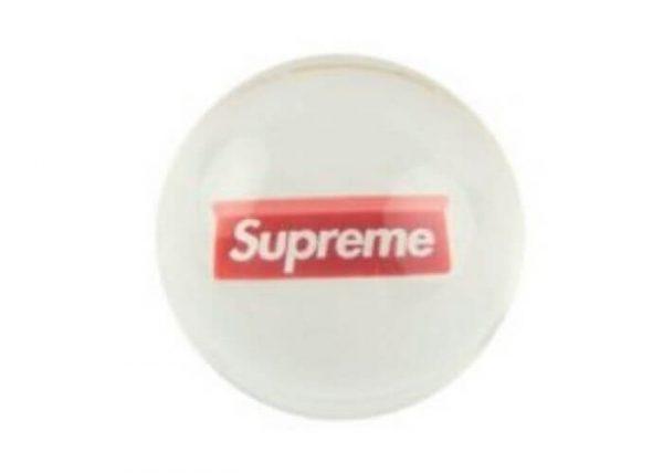SUPREME BOX LOGO BOUNCY BALL