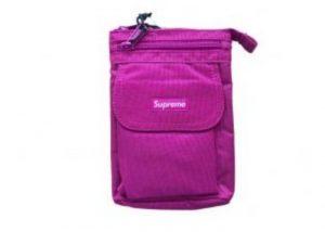 SUPREME SHOULDER BAG FW19